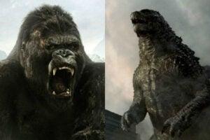 Godzilla King Kong Legendary