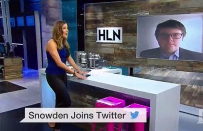 HLN Twitter Troll
