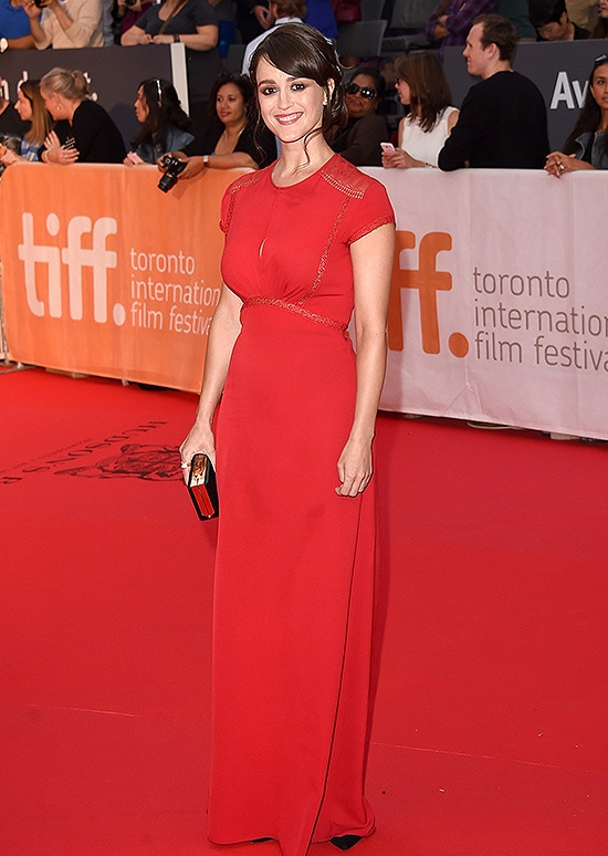 TORONTO, ON - SEPTEMBER 10: Actress Heather Lind attends the 'Demolition' premiere and opening night gala during the 2015 Toronto International Film Festival at Roy Thomson Hall on September 10, 2015 in Toronto, Canada. (Photo by Jason Merritt/Getty Images)