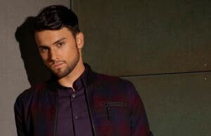 "HOW TO GET AWAY WITH MURDER - ABC's ""How to Get Away with Murder"" stars Jack Falahee as Connor Walsh. (ABC/Bob D'Amico)"