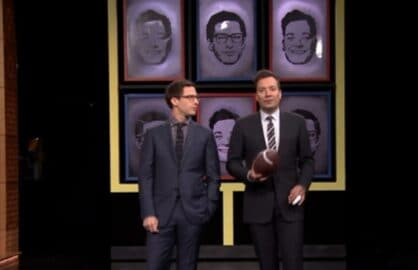 Jimmy Fallon Andy Samberg