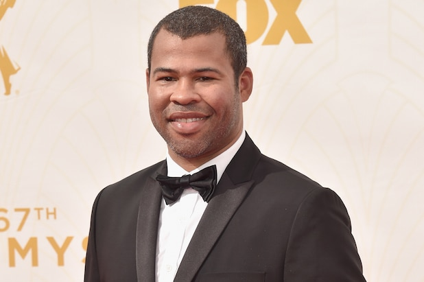LOS ANGELES, CA - SEPTEMBER 20:  Actor Jordan Peele attends the 67th Emmy Awards at Microsoft Theater on September 20, 2015 in Los Angeles, California. 25720_001  (Photo by Alberto E. Rodriguez/Getty Images for TNT LA)