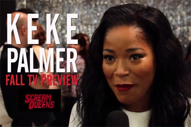 9749bc46c6 See  Scream Queens  Star Keke Palmer s Interview