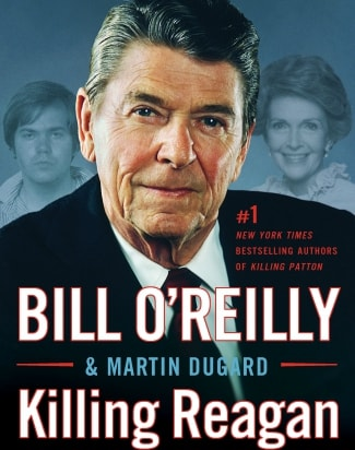 Image result for killing reagan book