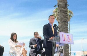 LA 24 News Conference