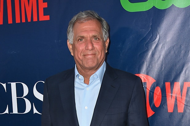 leslie moonves first wife