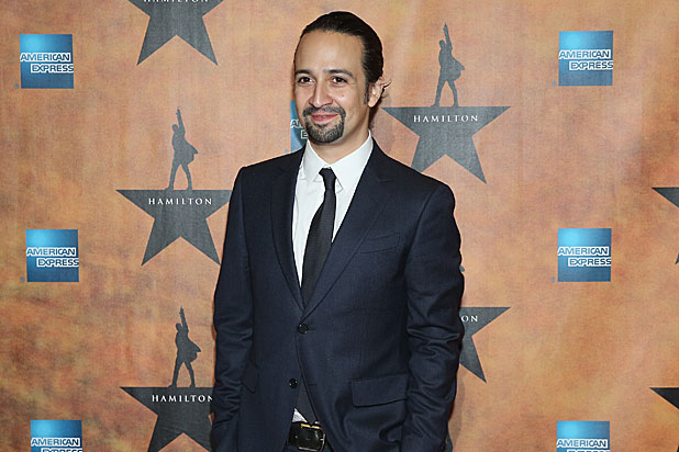 Lin-Manuel Miranda developing 'Kingkiller Chronicle' series with Showtime