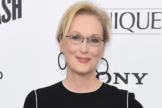 36d3ab8525291 Meryl Streep Rips Karl Lagerfeld Over Oscar Dress Drama