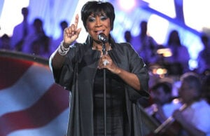 WASHINGTON, DC - JULY 04: Patti LaBelle performs at PBS's 2014 A CAPITOL FOURTH at U.S. Capitol, West Lawn on July 4, 2014 in Washington, DC. (Photo by Paul Morigi/Getty Images for Capital Concerts)