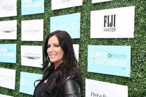 SANTA MONICA, CA - MAY 16:  TV personality Patti Stanger attends OCRF's 2nd Annual Super Saturday LA on May 16, 2015 in Santa Monica, California.  (Photo by Michael Buckner/Getty Images for FIJI)