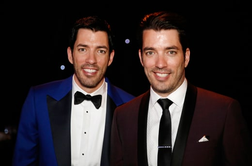 Emmy parties 2016 hollywood 39 s hottest invites before and Drew jonathan property brothers