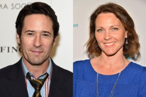 Rob Morrow Kelli Williams