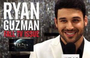 Ryan Guzman Fall TV Preview