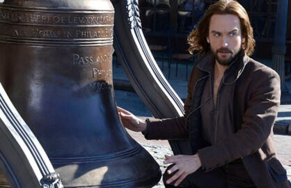 Ichabod learns that a ringing bell could possibly be the harbinger to destruction.