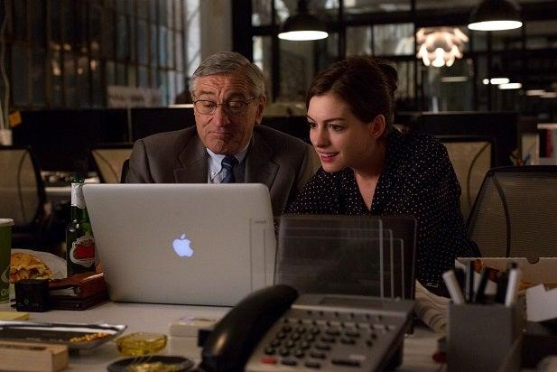 The Intern' Review: Anne Hathaway, Robert De Niro Boost This Bland