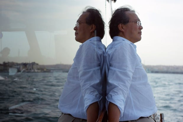 Yo-Yo Ma in The Music of Strangers