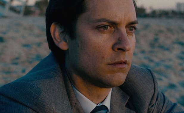 Tobey Maguire on Going Dark in 'Pawn Sacrifice' and Possible Return t... Tobey Maguire
