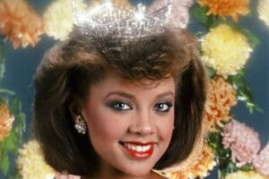 Vanessa Williams as Miss America