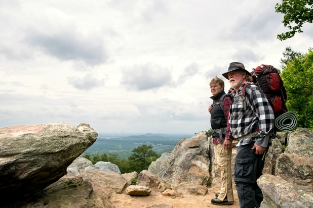Bryson the appalachian trail hiker essay