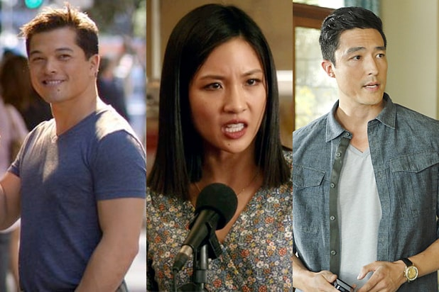 "Vince Rodriguez III on CW's ""Crazy Ex-Girlfriend""; Constance Wu on ABC's ""Fresh Off the Boat""; Daniel Henney on CBS' ""Criminal Minds: Beyond Borders"""