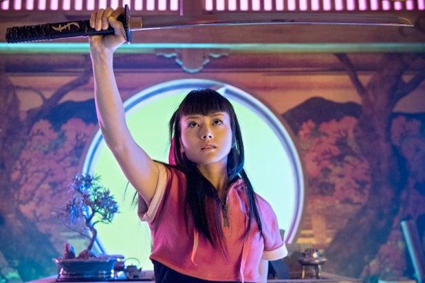 "Kiki Sukezane on ""Heroes Reborn"" (NBC)"