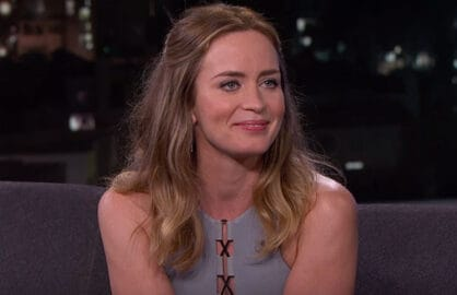 Emily Blunt Takes Jimmy Kimmel's Ultimate US Citizenship Test: What ...  Emily Blunt