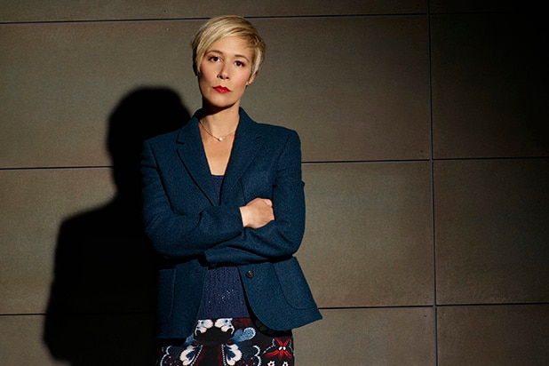 "HOW TO GET AWAY WITH MURDER - ABC's ""How to Get Away with Murder"" stars Liza Weil as Bonnie Winterbottom. (ABC/Bob D'Amico)"