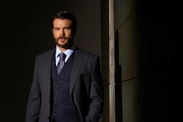"HOW TO GET AWAY WITH MURDER - ABC's ""How to Get Away with Murder"" stars Charlie Weber as Frank Delfino. (ABC/Bob D'Amico)"