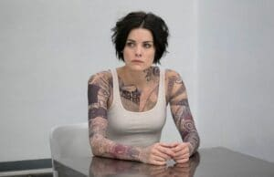 A still from NBC's Blindspot, which Hulu will stream this year