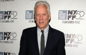 "NEW YORK, NY - SEPTEMBER 27: ""Once Upon A Time In America"" cast member James Woods attends the 52nd New York Film Festival at Walter Reade Theater on September 27, 2014 in New York City. (Photo by Slaven Vlasic/Getty Images)"