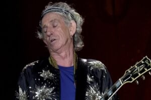 "performs The Rolling Stones North American ""ZIP CODE"" Tour - Nashvilleat LP Field on June 17, 2015 in Nashville, Tennessee."