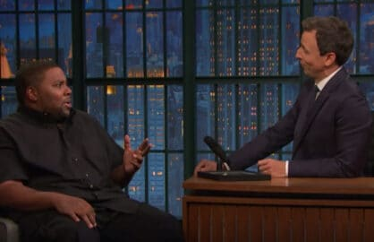 Kenan Thompson Seth Meyers