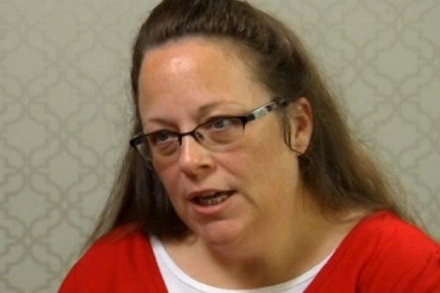 Kim Davis Book Details Fight Against Fist Pounding Homosexual Men