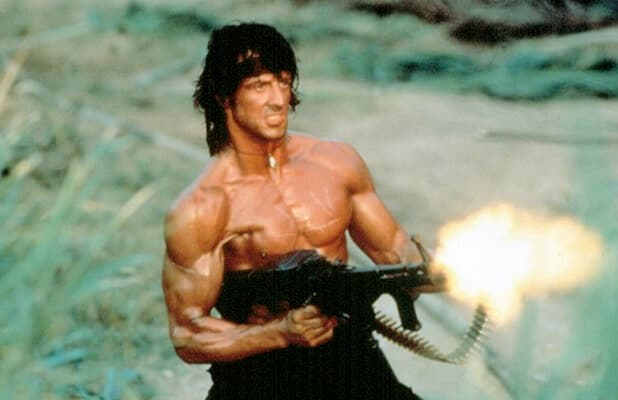 Sylvester Stallone to Produce 'Rambo' TV Series
