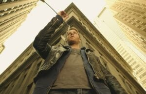 Jake McDorman stars in the new drama LIMITLESS, a new fast-paced drama about Brian Finch (McDorman), who discovers the brain-boosting power of the mysterious drug NZT, and is coerced by the FBI into using his extraordinary cognitive abilities to solve complex cases for them. Based on the feature film. The series premieres Tuesday, Sept. 22 (10:00-11:00 PM ET/PT), on the CBS Television Network.  Photo: Best Possible Screen Grab©2015 CBS Broadcasting, Inc. All Rights Reserved