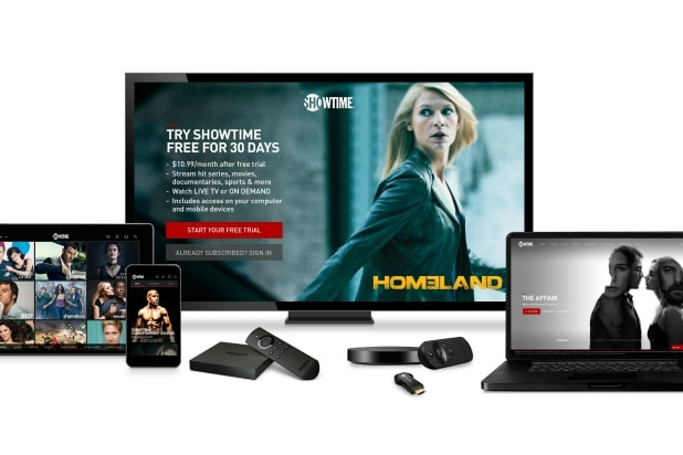 Showtime Streaming Service Now Available on Amazon, Google