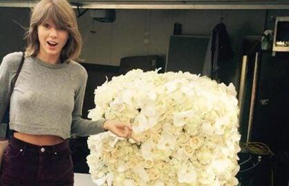 Taylor swift Flowers