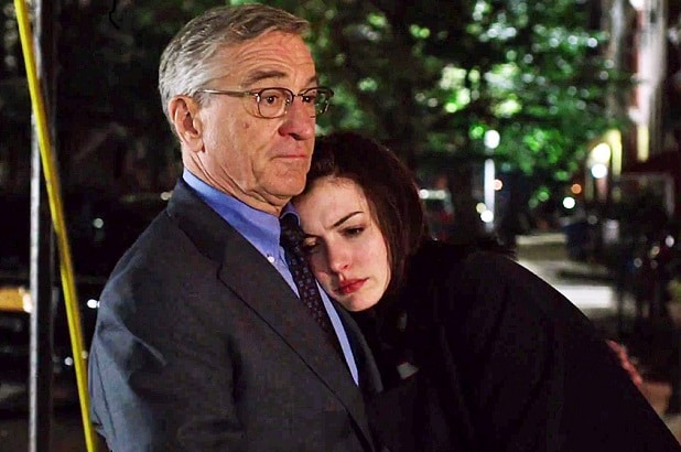 the intern de niro steve mnuchin