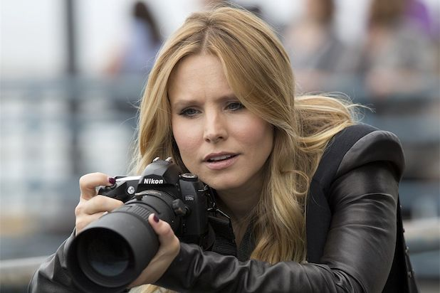Kristen Bell Hints That 'Veronica Mars' Miniseries Is In The Works class=