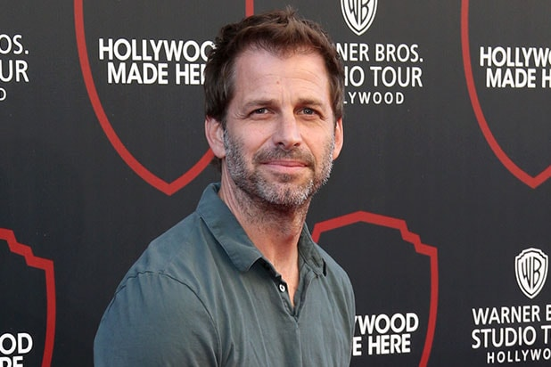 zack snyder justice league army of the dead zombie netflix dc movies