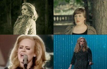Adele-videos