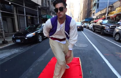 Aladdin New York City
