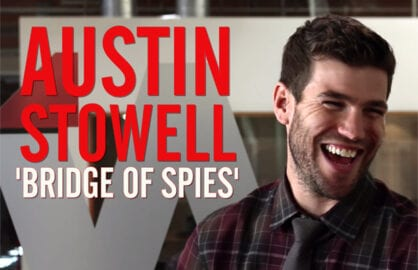 Austin Stowell Bridge of Spies