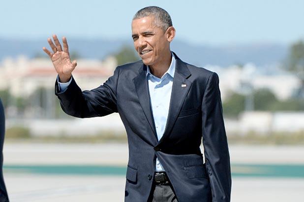 Barack Obama LAX 2