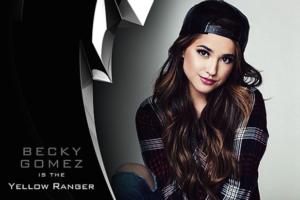 Becky Gomez Power Rangers