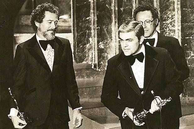 Bob Minkler Wins Oscar