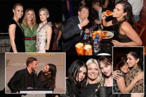 COVER - Julia Roberts Sarah Silverman Justin Timberlake