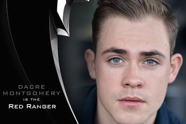 Power Rangers' Movie Casts Newcomer Dacre Montgomery as Red