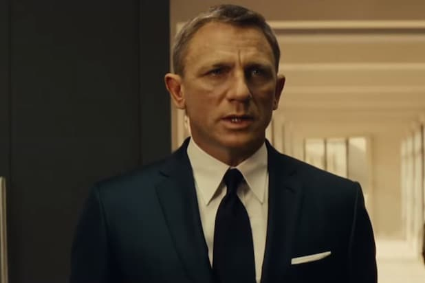 Daniel Craig Allegedly...