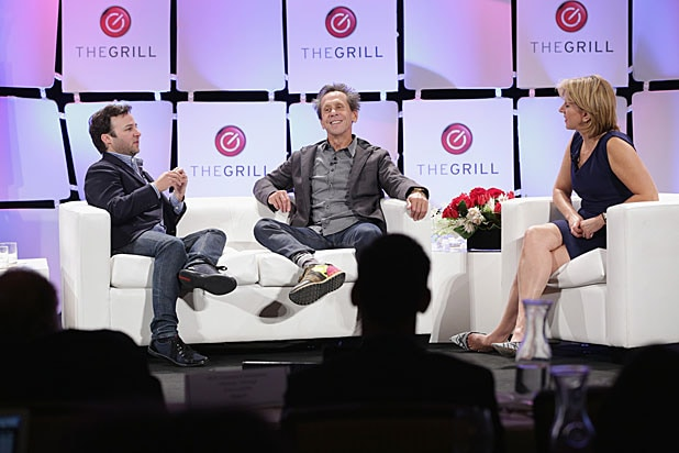 """Empire"" co-creator/writer and producer Brian Grazer spoke onstage with Sharon Waxman during the first day of TheWrap's 6th Annual TheGrill."